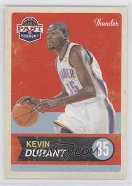 2011-12 Past & Present - [Base] #21 - Kevin Durant