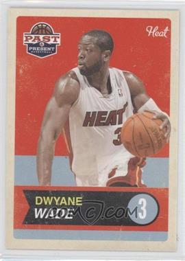 2011-12 Past & Present - [Base] #70 - Dwyane Wade