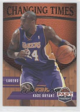 2011-12 Past & Present - Changing Times #21 - Kobe Bryant