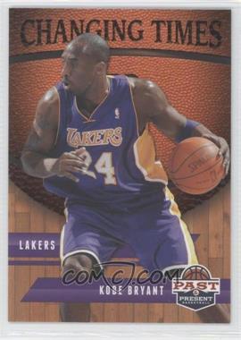 2011-12 Past & Present - Changing Times #21 - Kobe Bryant