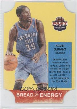 2011-12 Past & Present Bread for Energy #12 - Kevin Durant