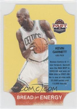 2011-12 Past & Present Bread for Energy #17 - Kevin Garnett