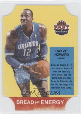 2011-12 Past & Present Bread for Energy #27 - Dwight Howard