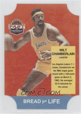 2011-12 Past & Present Bread for Life #3 - Wilt Chamberlain