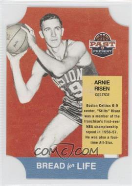 2011-12 Past & Present Bread for Life #38 - Arnie Risen