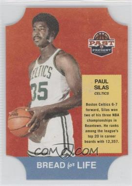 2011-12 Past & Present Bread for Life #45 - Paul Silas