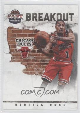2011-12 Past & Present Breakout #12 - Derrick Rose