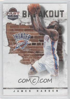 2011-12 Past & Present Breakout #16 - James Harden