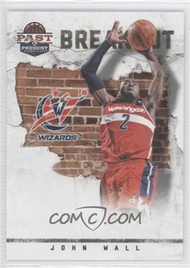 2011-12 Past & Present Breakout #2 - John Wall