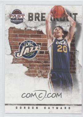2011-12 Past & Present Breakout #26 - Gordon Hayward