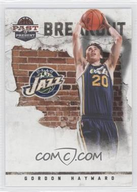2011-12 Past & Present Breakout #26 - Gordon Hayward