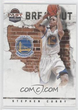 2011-12 Past & Present Breakout #4 - Stephen Curry