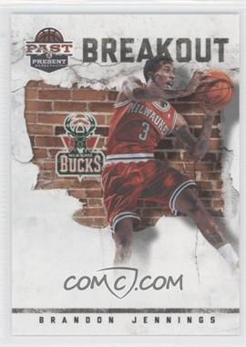 2011-12 Past & Present Breakout #5 - Brandon Jennings
