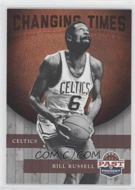 2011-12 Past & Present Changing Times #1 - Bill Russell