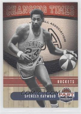 2011-12 Past & Present Changing Times #15 - Spencer Haywood