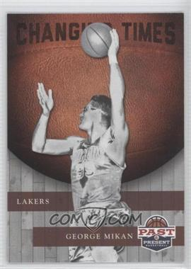 2011-12 Past & Present Changing Times #8 - George Mikan