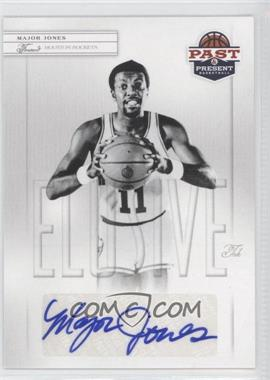 2011-12 Past & Present Elusive Ink #MJ - Major Jones