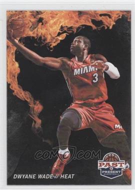 2011-12 Past & Present Fireworks #4 - Dwyane Wade