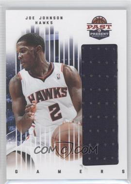 2011-12 Past & Present Gamers Materials #41 - Joe Johnson