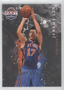 2011-12 Past & Present Raining 3's #10 - Jeremy Lin