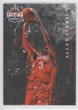 2011-12 Past & Present Raining 3's #17 - Allen Iverson