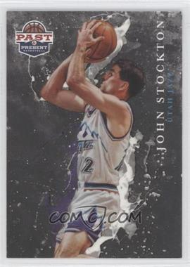 2011-12 Past & Present Raining 3's #20 - John Stockton