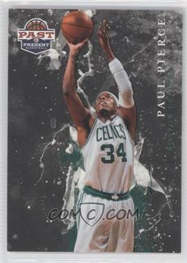 2011-12 Past & Present Raining 3's #5 - Paul Pierce