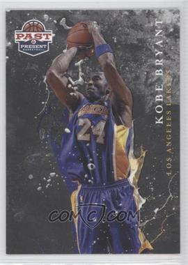 2011-12 Past & Present Raining 3's #6 - Kobe Bryant