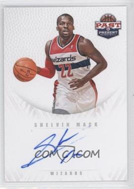 2011-12 Past & Present Redemption Draft Pick Autographs [Autographed] #30 - Shelvin Mack