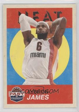 2011-12 Past & Present Variations #13 - Lebron James