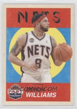 2011-12 Past & Present Variations #24 - Deron Williams