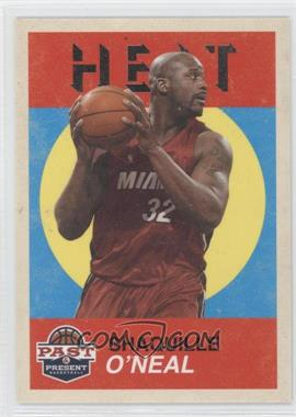 2011-12 Past & Present Variations #34 - Shaquille O'Neal