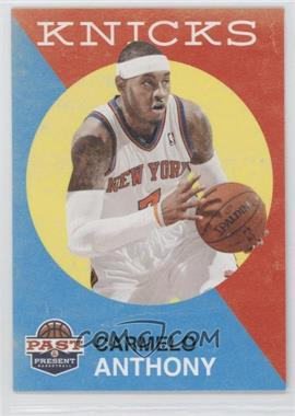 2011-12 Past & Present #101 - Carmelo Anthony
