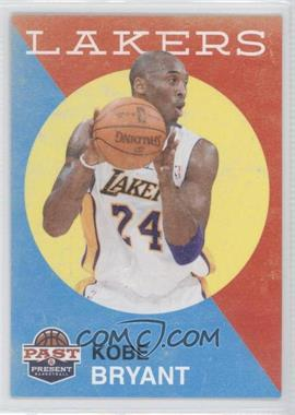2011-12 Past & Present #111 - Kobe Bryant