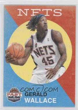 2011-12 Past & Present #172 - Gerald Wallace