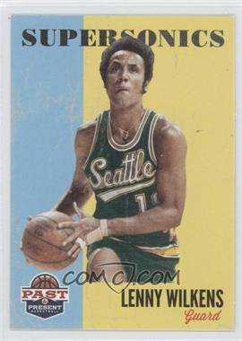 2011-12 Past & Present #200 - Lenny Wilkens