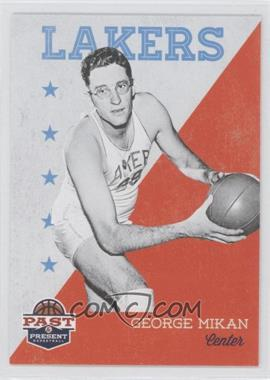 2011-12 Past & Present #86 - George Mikan