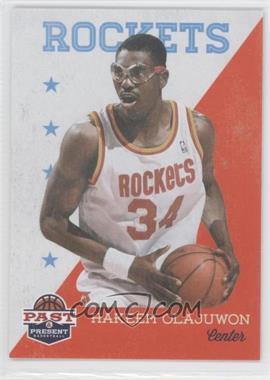 2011-12 Past & Present #87 - Hakeem Olajuwon
