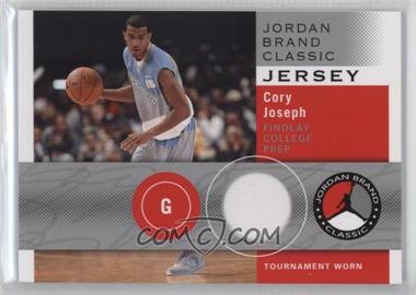 2011-12 SP Authentic - Jordan Brand Classic Jersey #JBC-CJ - Cory Joseph