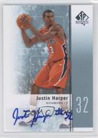 Justin Harper