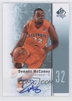 Demetri McCamey