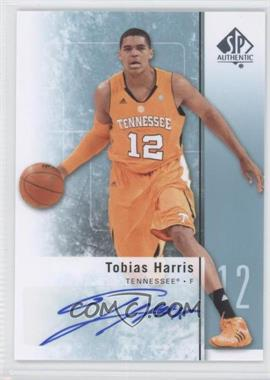 2011-12 SP Authentic Autograph [Autographed] #28 - Tobias Harris
