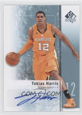 2011-12 SP Authentic Autograph [Autographed] #28 - Tobias Harris