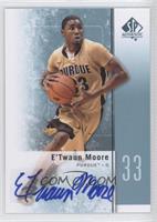 E'Twaun Moore
