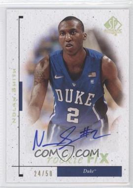 2011-12 SP Authentic Autograph [Autographed] #97 - Nolan Smith /50