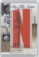 Lonnie Shelton /75