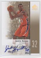 Justin Harper /25