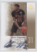 Chris Singleton /25