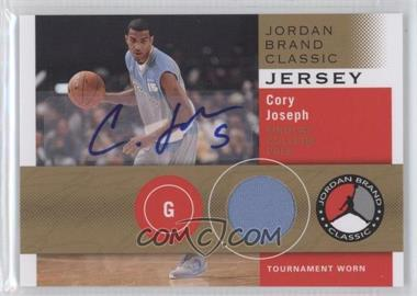 2011-12 SP Authentic Jordan Brand Classic Jersey Autographs [Autographed] #CJ - Cory Joseph