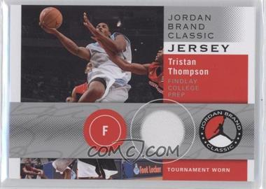 2011-12 SP Authentic Jordan Brand Classic Jersey #JBC-TT - Tristan Thompson